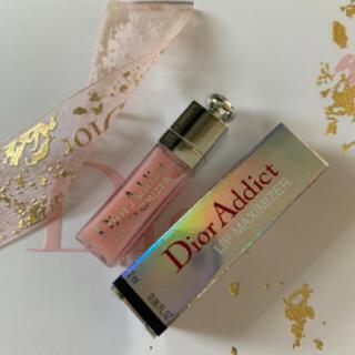 ディオール(Dior)のDior【新品未使用】マキシマイザー ミニサイズ(リップグロス)