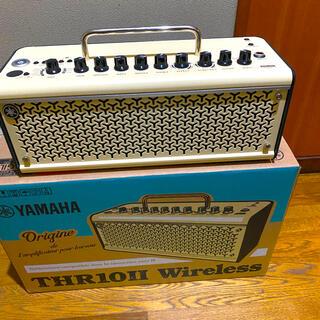 ヤマハ(ヤマハ)のTHR10II Wireless YAMAHA  ほぼ未使用 ヤマハ アンプ(ギターアンプ)