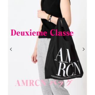 DEUXIEME CLASSE - Deuxieme Classe♡AMERICANA♡AMRCN バッグ♡ブラック