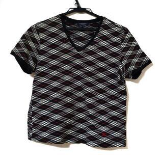 バーバリー(BURBERRY)のバーバリーロンドン 半袖Tシャツ 40 L -(Tシャツ(半袖/袖なし))