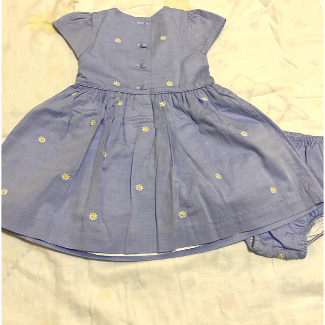 Ralph Lauren(ラルフローレン)のラルフローレン ワンピース キッズ/ベビー/マタニティのベビー服(~85cm)(ワンピース)の商品写真
