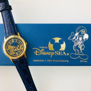 非売品 東京ディズニーシー オープン記念 腕時計 レア