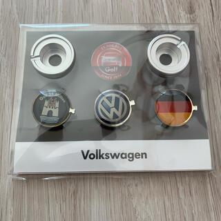 フォルクスワーゲン(Volkswagen)のvolkswagen ナンバープレートピンズ(車外アクセサリ)