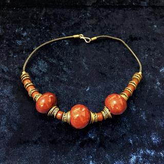 トーガ(TOGA)のChinese necklace(ネックレス)