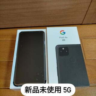 Google Pixel - Google Pixel 4a(5G)JustBlack 128GB