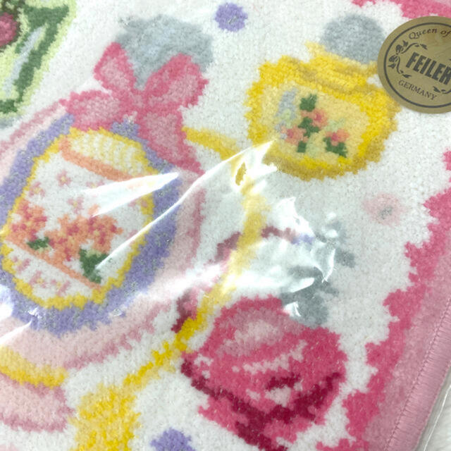 FEILER(フェイラー)の【新品未使用】Chesty×FEILERコラボ*パフュームハンカチ レディースのファッション小物(ハンカチ)の商品写真