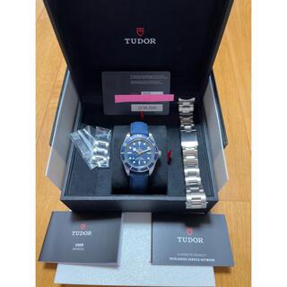 チュードル(Tudor)のチューダー ブラックベイ58 ネイビー(腕時計(アナログ))