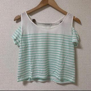 ダズリン(dazzlin)のボーダーTシャツ(Tシャツ(半袖/袖なし))