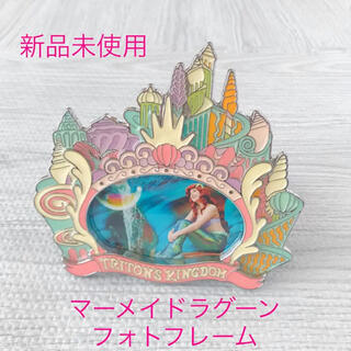 Disney - マーメイドラグーン アリエル フォトフレーム ディズニーシー