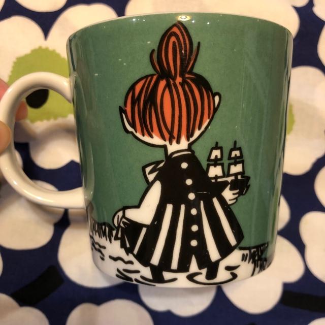 ARABIA(アラビア)のARABIAリトルミィ マグカップ インテリア/住まい/日用品のキッチン/食器(グラス/カップ)の商品写真