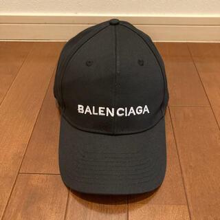 バレンシアガ(Balenciaga)のBALENCIAGA美品キャップ(キャップ)