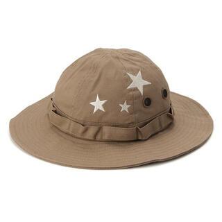 プティマイン(petit main)のマウンテンハット キッズ プティマイン サファリハット アドベンチャーハット(帽子)
