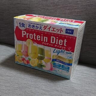 ディーエイチシー(DHC)のDHC プロテインダイエットライトテイスト国産プレミアム 10袋(ダイエット食品)