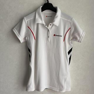 バボラ(Babolat)のバボラ テニス ゲームシャツ L (小さめ)(ウェア)