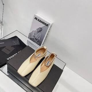 ジルサンダー(Jil Sander)のジルサンダー パンプス ローファー(ローファー/革靴)