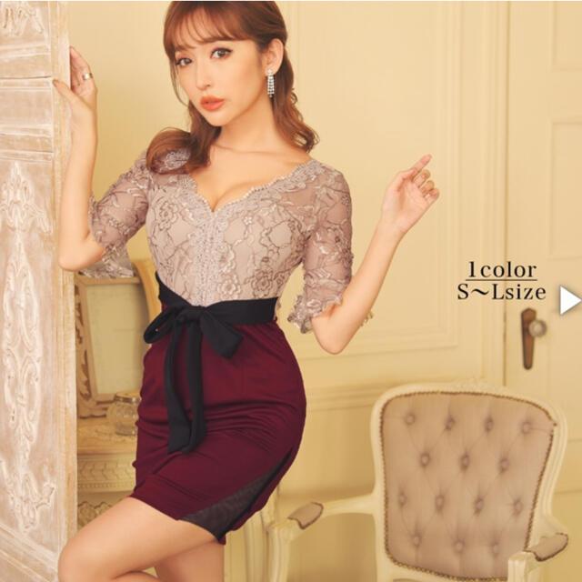 dazzy store(デイジーストア)のキャバドレス ☆ ミニドレス レディースのフォーマル/ドレス(ミニドレス)の商品写真