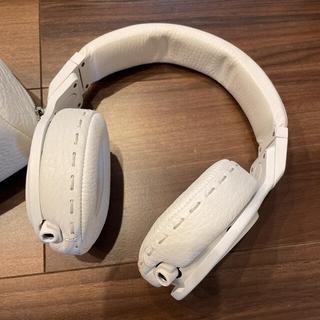 フェンディ(FENDI)のFENDI beatspro 本革ヘッドホン  (ヘッドフォン/イヤフォン)