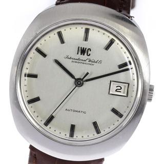 インターナショナルウォッチカンパニー(IWC)のIWC アンティーク   自動巻き メンズ 【中古】(腕時計(アナログ))