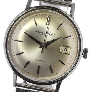 インターナショナルウォッチカンパニー(IWC)のIWC アンティーク Cal.8541  自動巻き メンズ 【中古】(腕時計(アナログ))