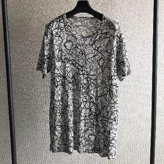 LAD MUSICIAN - lad musician ラッドミュージシャン スプレー Tシャツ