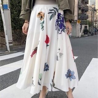 Ameri VINTAGE - 【新品未使用・タグ付】Ameri  アメリヴィンテージ アマンダスカート