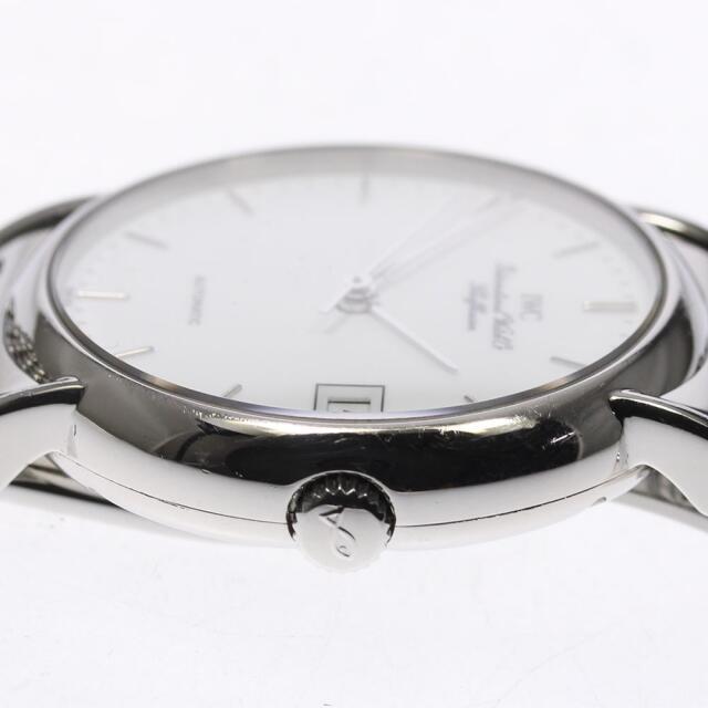 IWC(インターナショナルウォッチカンパニー)のIWC ポートフィノ デイト IW351318 自動巻き メンズ 【中古】 メンズの時計(腕時計(アナログ))の商品写真