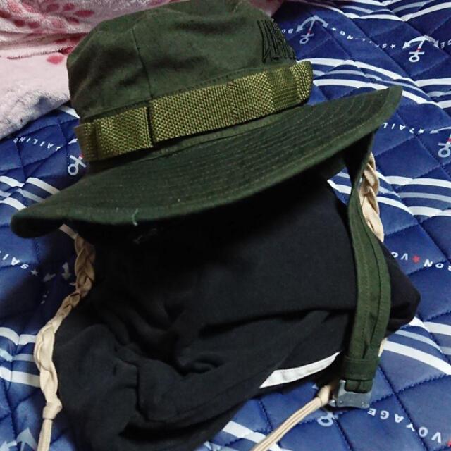 Rickowens lilies(リックオウエンスリリーズ)のcuthbert様 専用 メンズの帽子(ハット)の商品写真