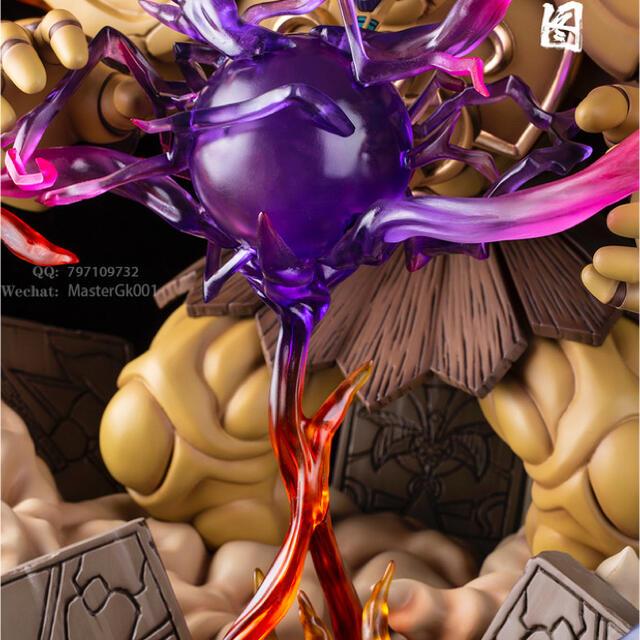 値下げ交渉対応可 遊戯王 フィギュア WASPスタジオ 封印されし,エクゾディア エンタメ/ホビーのフィギュア(アニメ/ゲーム)の商品写真