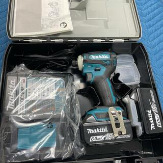 マキタ(Makita)のマキタ インパクトドライバー 18v(工具)