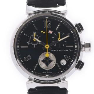 ルイヴィトン(LOUIS VUITTON)のルイヴィトン  タンブール クロノ ラブリーカップ 腕時計(腕時計(アナログ))