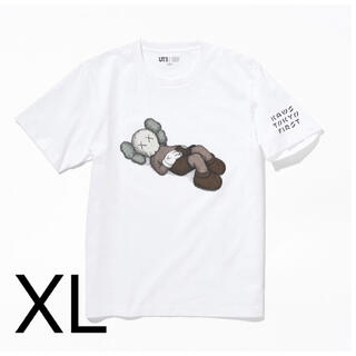 UNIQLO - KAWS TOKYO FIRST Tシャツ XLサイズ