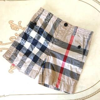 バーバリー(BURBERRY)のBURBERRY バーバリーチルドレン パンツ ズボン 2Y(パンツ/スパッツ)
