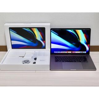Apple - MacBookPro 16 i9 16 SSD1TB アップルケア+