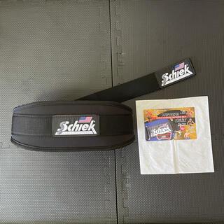 新品 日本正規品 Schiek シーク リフティングベルト 4004 筋トレ