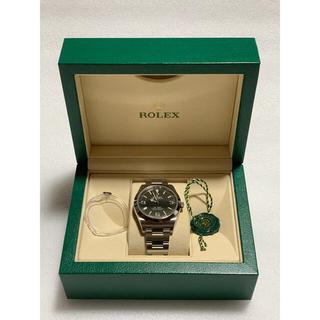 ロレックス(ROLEX)のエクスプローラー 214270 未使用品 後期 39㎜ 完品 廃盤 ロレックス (腕時計(アナログ))