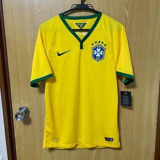 NIKE - 新品 NIKE ブラジル代表 ユニフォーム セレソン サッカー ウェア ジャージ