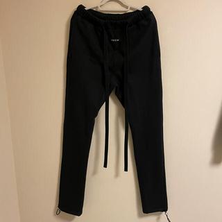 フィアオブゴッド(FEAR OF GOD)のfear of god sixth core sweatpants black(その他)