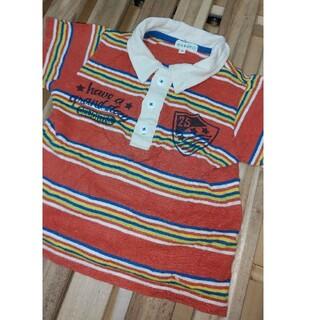 サンカンシオン(3can4on)の3can4on ポロシャツ 90cm(Tシャツ/カットソー)