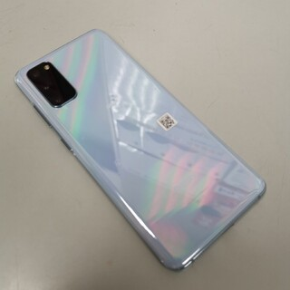 SAMSUNG - Galaxy S20 5G クラウドブルー 128GB au SIMフリー