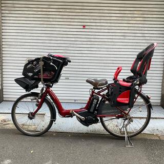ヤマハ - YAMAHA PASS LITTLE MORE 電動自転車 子供乗せ