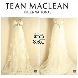 エンジェルアール(AngelR)の新品3.6万 JEAN MACLEAN 高級ドレス andy angelr(ナイトドレス)