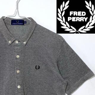 フレッドペリー(FRED PERRY)の希少!フレッドペリー×ジップス 限定コラボ バーズアイ BDポロシャツ  (ポロシャツ)