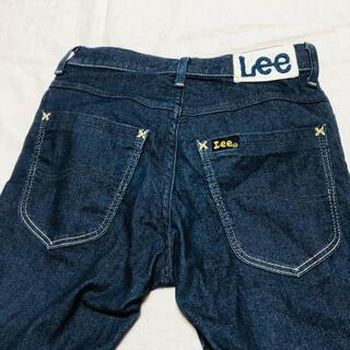リー(Lee)のLEE  ジーンズ デニムパンツ 濃紺 サイズ150(パンツ/スパッツ)