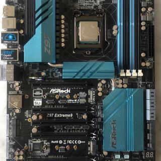 マザーボード·Core i7 4790k cpu