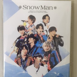 素顔4 Snow Man盤 DVD 3枚組
