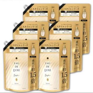 ピーアンドジー(P&G)のレノアオードリュクススタイルイノセント6袋セット(洗剤/柔軟剤)