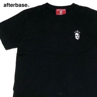 アフターベース(AFTERBASE)の*1105 afterbase アフターベース ワンポイント Tシャツ(Tシャツ/カットソー(半袖/袖なし))