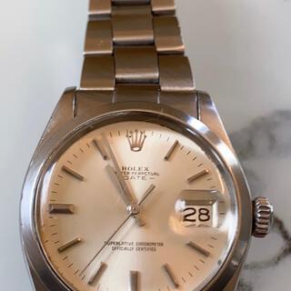 ロレックス(ROLEX)のROLEX オイパペ センタースピリット メンズ(腕時計(アナログ))