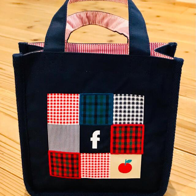 familiar(ファミリア)のファミリア バッグ 美品 キッズ/ベビー/マタニティのこども用バッグ(トートバッグ)の商品写真