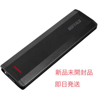 Buffalo - バッファロー SSD 外付け 1.0TB ブラック SSD-PH1.0U3-BC